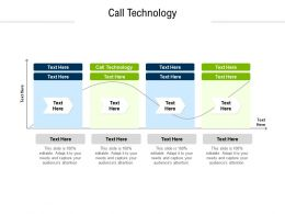 Call Technology Ppt Powerpoint Presentation Slides Pictures Cpb