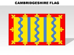 Cambridge Shire Country Powerpoint Flags