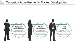 Campaign Advertisements Market Development Hyper Market Financial Mapping Cpb
