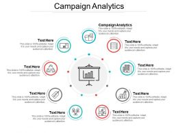 Campaign Analytics Ppt Powerpoint Presentation File Show Cpb