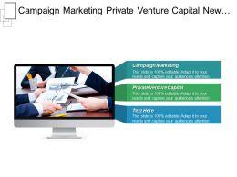 campaign_marketing_private_venture_capital_new_product_development_cpb_Slide01