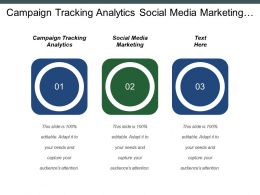 Campaign Tracking Analytics Social Media Marketing Lead Generation