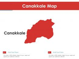 Canakkale Powerpoint Presentation PPT Template