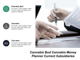 Cannabis Bud Cannabis Money Planner Current Users Subsidiaries Cpb