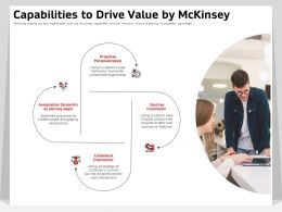 Capabilities To Drive Value By MCKinsey Personalization Ppt Powerpoint Presentation Professional
