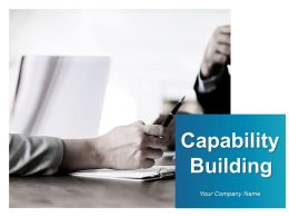 Capability Building Powerpoint Presentation Slides