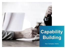 Capability Building Powerpoint Presentation Slides