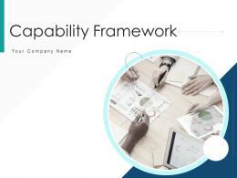 Capability Framework Strategic Alignment Information Technology Business Process