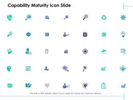 Capability Maturity Icon Slide Growth Vision C368 Ppt Powerpoint Presentation Slides Tips