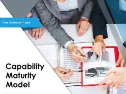 Capability Maturity Model Powerpoint Presentation Slides