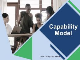 Capability Model Business Associates Company Distribution Innovation Transformation