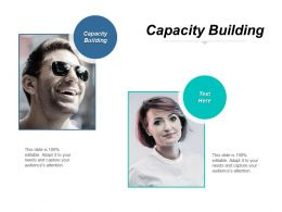 Capacity Building Ppt Powerpoint Presentation Professional Demonstration Cpb