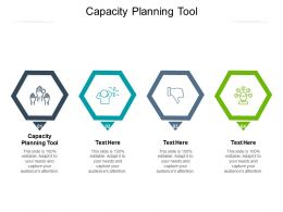 Capacity Planning Tool Ppt Powerpoint Presentation Summary Introduction Cpb