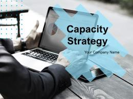 Capacity Strategy Powerpoint Presentation Slides