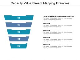 Capacity Value Stream Mapping Examples Ppt Powerpoint Presentation Background Cpb
