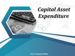 Capital Asset Expenditure Powerpoint Presentation Slides