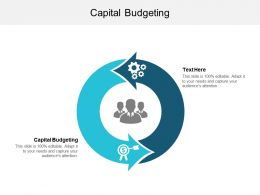 Capital Budgeting Ppt Powerpoint Presentation File Background Image Cpb