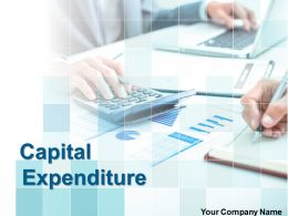 Capital Expenditure Powerpoint Presentation Slides
