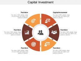 Capital Investment Ppt Powerpoint Presentation Gallery Slide Cpb