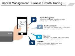 Capital Management Business Growth Trading Strategy Portfolio Management Cpb