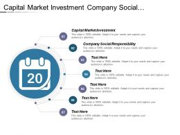 Capital Market Investment Company Social Responsibility Decision Making Technique Cpb