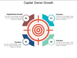 Capital Owner Growth Ppt Powerpoint Presentation Outline Picture Cpb