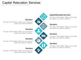 Capital Relocation Services Ppt Powerpoint Presentation Gallery Format Cpb