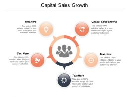 Capital Sales Growth Ppt Powerpoint Presentation Gallery Slide Download Cpb