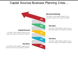 Capital Sources Business Planning Crisis Management Cloud Computing