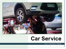 Car Service Automotive Center Repairing Modification Mechanic Workshop