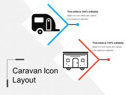 Caravan Icon Layout