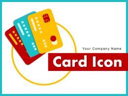 Card Icon Individual Microchip Transaction Symbol International
