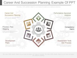 Career And Succession Planning Example Of Ppt