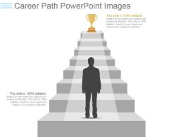 Career Path Powerpoint Images
