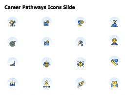 Career Pathways Icons Slide A833 Ppt Powerpoint Presentation Model Graphics Pictures