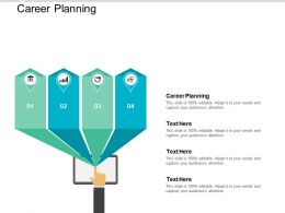Career Planning Ppt Powerpoint Presentation File Smartart Cpb