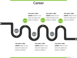 Career Powerpoint Graphics