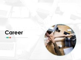 Career Ppt Infographic Template Infographic Template