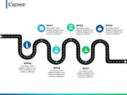 Career Ppt Pictures Information