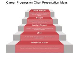Career Progression Chart Presentation Ideas