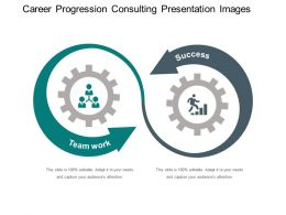 Career Progression Consulting Presentation Images