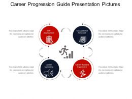 Career Progression Guide Presentation Pictures