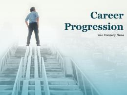 Career Progression Powerpoint Presentation Slides