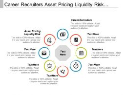 Career Recruiters Asset Pricing Liquidity Risk Investment Management Cpb