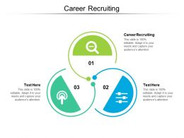 Career Recruiting Ppt Powerpoint Presentation Portfolio Graphics Cpb
