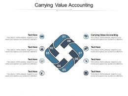 Carrying Value Accounting Ppt Powerpoint Presentation Infographic Template Graphics Cpb