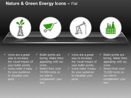 Cart Crane Building Green Energy Plant Ppt Icons Graphics