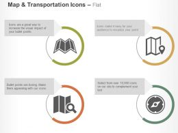 Cartography Location Navigation Search Compass Ppt Icons Graphics