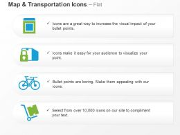 Carton Lock Cycle Transportation Ppt Icons Graphics