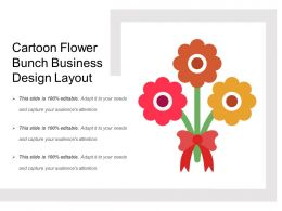 cartoon_flower_bunch_business_design_layout_Slide01
